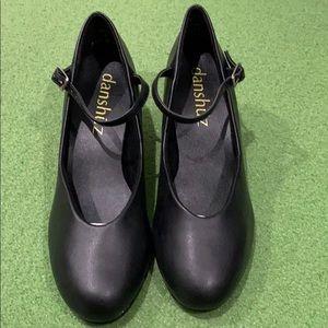 Danshuz black character shoes